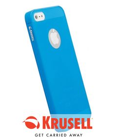Krusell FrostCover Apple iPhone 5 / 5S Blauw