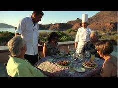 Chocolate Clams with Chef Roberto Cardazzo in Loreto, Baja California Sur, Mexico. While you're there, tour some Real Estate, http://pinterest.com/pin/182888434838248302/