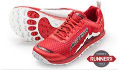 Lone Peak 1.5   Altra Zero Drop Footwear  Named Runner's World editor's choice.  I LOVE Altra shoes!