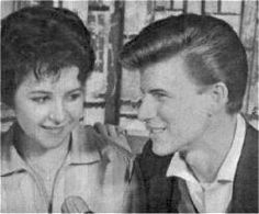 Brenda Lee and Bobby Rydell, 1961 Rock And Roll Bands, Rock N Roll Music, Sound Of Music, Good Music, Bobby Rydell, Brenda Lee, American Bandstand, 60s Music, Thanks For The Memories
