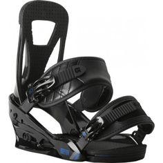 burton freestyle snowboard bindings black 2014