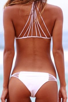 Cute bathing suit