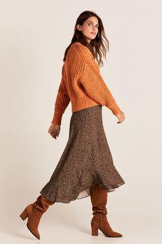 Las prendas (muy al estilo Sara Carbonero) que nos han enamorado... Winter Outfits, Ideias Fashion, Winter Fashion, Street Style, Inspiration, Winter Style, Products, Color, Vestidos