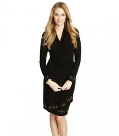 FOR HER:  Karen Kane dress from Coastal Palms. #dress #littleblackdress