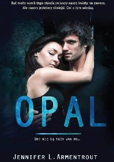 Okładka książki Opal