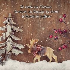 Winter Holidays, Holidays And Events, An Nou Fericit, Christmas Tree Decorations, Christmas Cards, Merry Xmas, Decoupage, Moose Art, Wallpaper