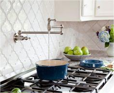 Pot Filler for kitchen when remodeling in Yorktown, Virginia Beach, Newport News, Williamsburg, Chesapeake, Norfolk, Hampton, Suffolk, Portsmouth