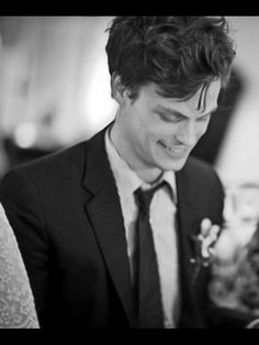 I'm am so envious of whoever marries this wondrous man. He's so handsome in a tux (like everything else he ever wears) and will make the best groom.