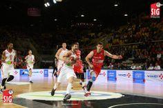 Antoine Diot - SIG Basket - playoffsLNB 2014
