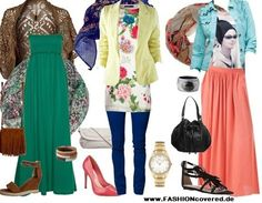 Hijab Style, Outfit by FASHIONcovered