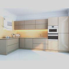 Aluminium Kitchen Cabinet at Rs 2200 square feet