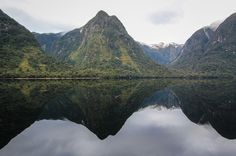 Doubtful Sound, New Zealand — by YoungAdventuress