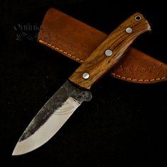 Bushcraft Knives, High Carbon Steel