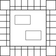 Blank Squares Border Printable Board Game can be printed and is a great free printable item! If you like Printable Board Games then check out our Printable Multiplication Worksheets!