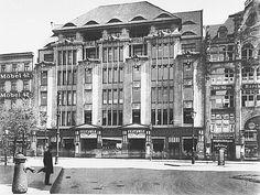 1909 Alexanderstrasse 41,Haus des Lehrers