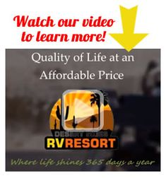 Desert Skies RV Resort Is A Top Mesquite Nevada Park And Recognized As One Of