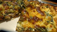 Cookbook Recipes, Cooking Recipes, Healthy Recipes, Different Recipes, Other Recipes, Cetogenic Diet, Fast Easy Meals, Spinach Recipes, Pizza
