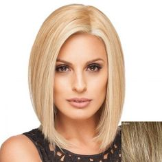 Human Hair Wigs Cheap For Black & White Women Casual Style Online | DressLily.com