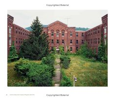 Harlem Valley State Hospital Wingdale, New York Asylum: Inside the Closed World of State Mental Hospitals: Christopher Payne, Oliver Sacks: 9780262013499: Amazon.com: Books http://www.newenglandruins.com/harlemvalley