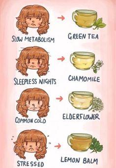 You Need Tea Time! STAT! #Health #Fitness #Trusper #Tip