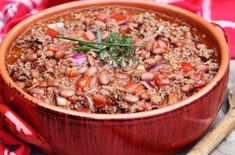 """MexCocina is featuring five different, equally delicious chili recipes. While most of us may not equate """"chili con carne"""" or chili with Mexican food. Slow Cooker Chili, Slow Cooker Recipes, Crockpot Recipes, Cooking Recipes, Healthy Recipes, Spicy Recipes, Best Chili Recipe, Chili Recipes, Turkey Recipes"""