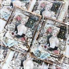 """""""FALLEN LUNGS"""" is the name of those cards. I found kidneys at E-Bay and had those pictures saved. I told my man to save the blue papers from cigarette boxes for me. See all my ATC cards at the tag: #miloliljaartATC  {#miloliljaart} {#myart} {#scrapbooking} {#tarjetas} {#tarjetaspersonalizadas} {#artesaníasdepapel} {#artesanías} {#scrapping} {#instadaily} {#art} {#instaart} {#artist} {#masterpiece} {#paperart} {#crafting} {#creative} {#scraptop} {#vintage} {#shabbychic} {#mixedmedia} {#atc}…"""