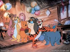 The New Adventures of Winnie The Pooh.....
