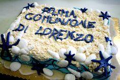 Viva il mare! torta della pasticceria La Mimosa di http://www.simocakedesigner.it