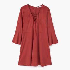 Une robe à nouer mango 49.99€