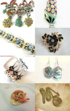 Wednesday Night Fresh Finds from the EcoChic Team! 04/09/14 by Nancy on Etsy--Pinned with TreasuryPin.com