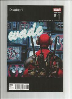 """DEADPOOL (v4) #1 Limited edition """"Hip Hop"""" variant by Kaare Andrews! NM  http://www.ebay.com/itm/-/301788652708?roken=cUgayN&soutkn=v0iLNn"""
