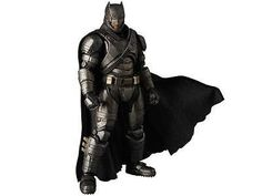 "*IN-STOCK* Armored Batman MAFEX - No.023 Miracle Action 6.25"" Figure EX by MEDICOM"