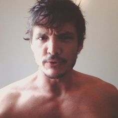And Pedro Pascal left everyone breathless. | 15 Latino Celebs That Perfectly Took On The