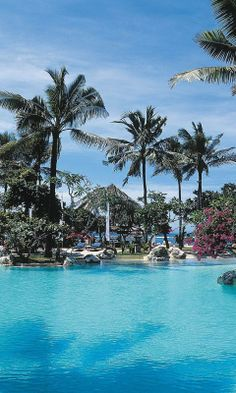 Nusa Dua Beach Hotel Bali, Indonesia (Luxury Hotel and Spa)