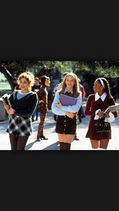 Clueless! Circa 1995 90s fashion overload #90s #90sstyle