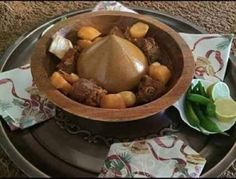 Bazeen.  Esther Kofod THE LIBYAN www.estherkofod.com Libyan Food, Amazing, Hot, Vegan, Beautiful, Cooking, Places, Desserts, Projects