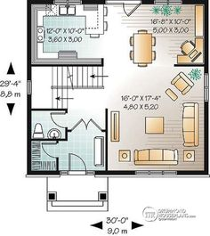 1st level Modular, 3 bedroom Craftsman with home office - Alyson