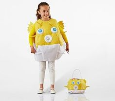 Pottery Barn Kids Puffer Fish Halloween Costume And Treat Bag Size Cool Costumes, Halloween Costumes, Fish Costume, Halloween Accessories, Festival Decorations, Treat Bags, Pottery Barn Kids, Harajuku, Best Deals