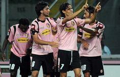 Palermo, Italy Soccer