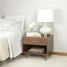 Snugsclusive: Build A Midcentury-style Nightstand