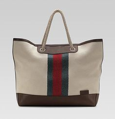 Gucci Tote  $1590.00    I heart this.