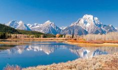 Oxbow Bend and The Grand Tetons : Grand Tetons, color photographs by Richard King : Grand Teton : National Parks, Gorgeous Photography Places To Travel, Places To See, Places Ive Been, National Parks Usa, Grand Teton National Park, Places Around The World, Around The Worlds, Beautiful Places, Beautiful Pictures