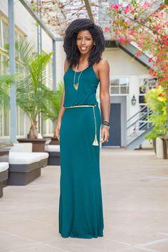 Folake Kuye Huntoon, Style Pantry Fashion Blogger.