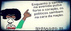 https://flic.kr/p/DtZtY2 | Episodio11a | Episódio 11 - Zeca Fudido - Carnaval samba nação - jamesguetto.com