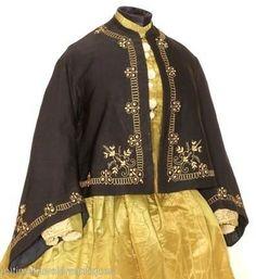 Airships and Petticoats: Historical Coats/Cloaks