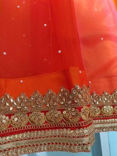 Multi Color Lehenga Choli Dupatta Custom Stitched Indian Pakistani designer Lengha for Women Girls Exclusive Wedding Party Wear Ethnic Dress Silk Saree Banarasi, Half Saree Lehenga, Net Saree, Saree Dress, Embroidery Suits Design, Embroidery Stitches, Saree Blouse Designs, Dress Designs, Plain Saree With Heavy Blouse