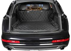 SUV Cargo Cover / Liner for Dogs and Pets - Large Grey