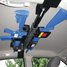 Pro-Gard Pro Clamp Single Weapon Mount G5x00S:  http://www.chiefsupply.com/pro-gard-pro-clamp-single-weapon-mount.html