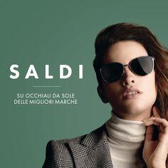 Da Salmoiraghi & Viganò sono iniziati i SALDI su tantissimi modelli di occhiali da sole 🕶️ delle migliori marche.  Trova il negozio più vicino > http://www.salmoiraghievigano.it/trova-negozio #occhi #eyes #vedercibene #occhiali #sunglasses #occhialidasole #vista #occhisani #fashion #style #salmoiraghievigano #saldi #gennaio