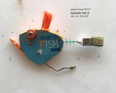 Sea Sculpture, Metal Fish, Animal Faces, Fish Art, Recycled Art, Woodcarving, Stop Motion, Pebble Art, Fresco